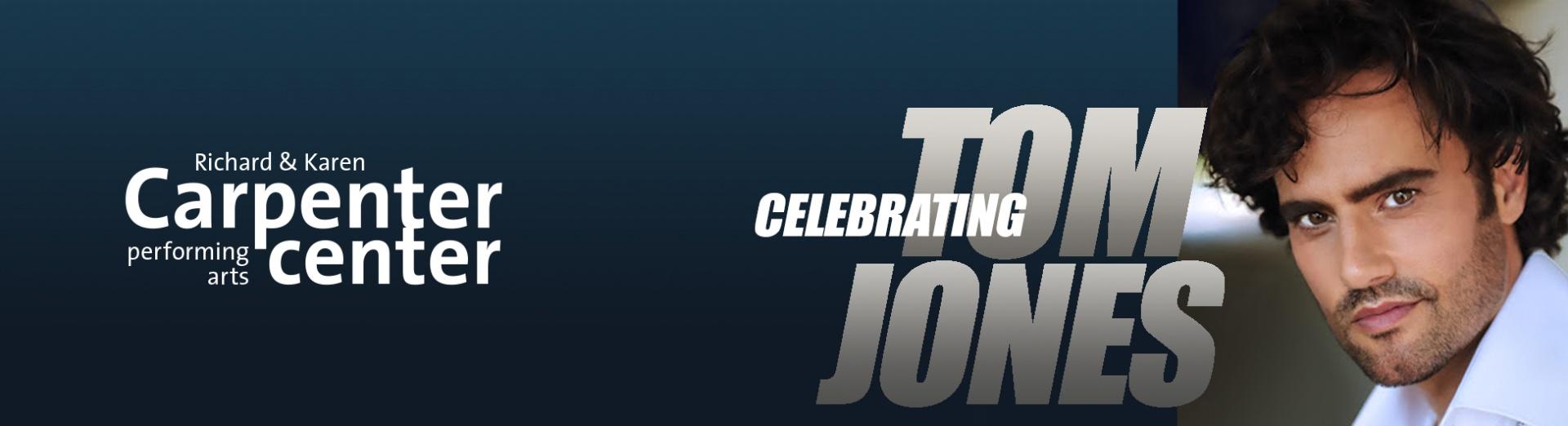 David Burnham Celebrating Tom Jones