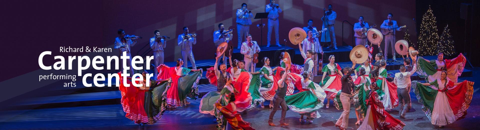 Ballet Folklórico de Los Ángeles & Mariachi Garibaldi de Jaime Cuéllar