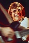 Richard Carpenter on stage, smiling