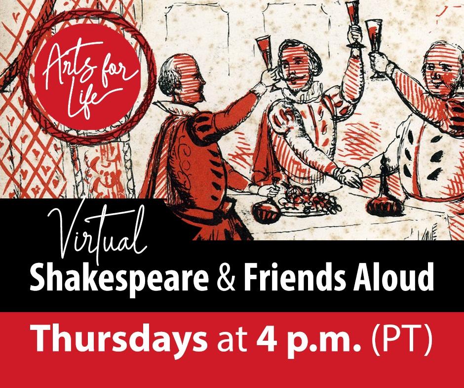 Virtual Shakespeare Aloud